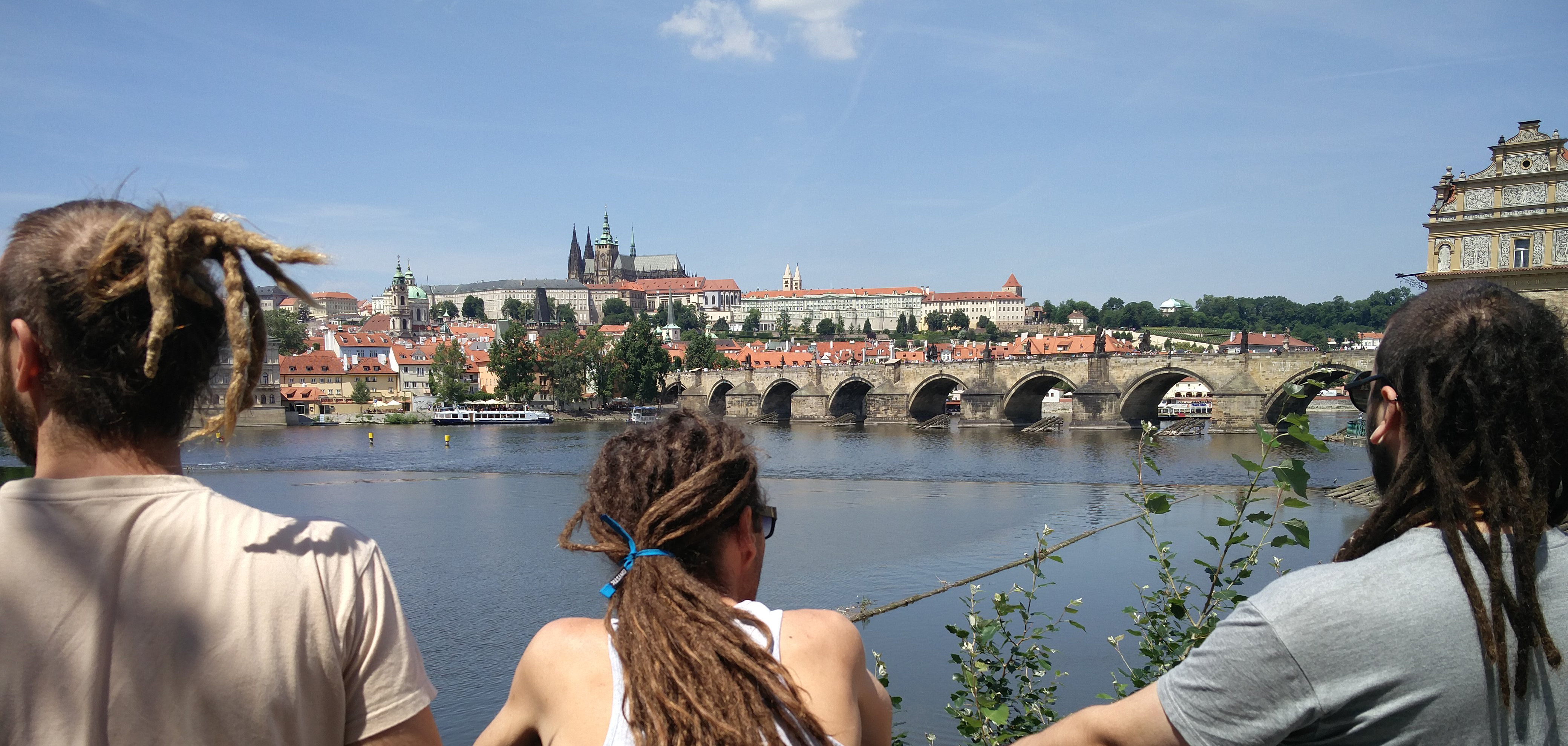 Raggalution in Prague