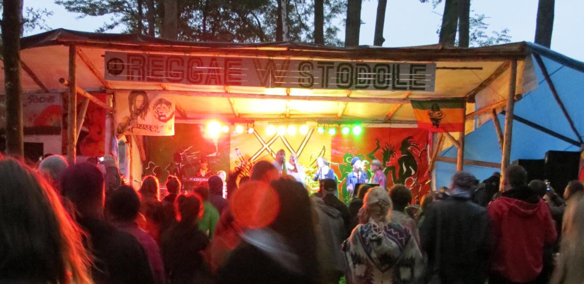 Reggae w Stodole fest
